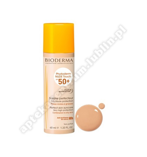BIODERMA PHOTODERM NUDE TOUCH JASNY