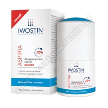 IWOSTIN ASPIRIA Roll-on antyp.BLOKER 72h