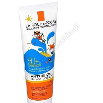 LA ROCHE ANTHELIOS Mleczko DERMO PEDIATRIS SPF50+ 250ml