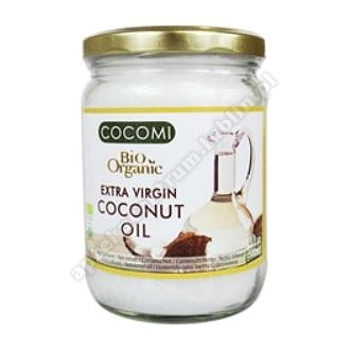 Olej kokosowy virgin BIO 500ml COCOMI