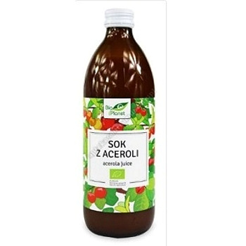 Sok z aceroli BIO 500ml BIO PLANET