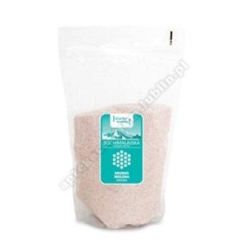 Sól himalajska różowa drobno mielona 1kg SKARBY OCEANU