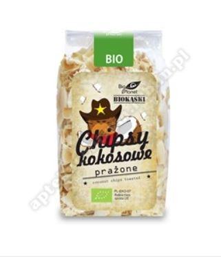 Chipsy kokosowe prażone BIO 150g BIO PLANET