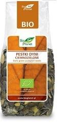 Pestki dyni ciemnozielone 150g BIO PLANET