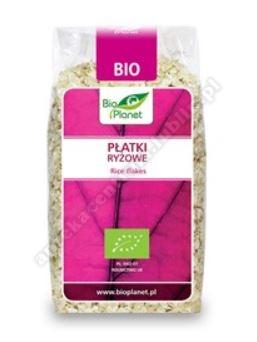 Płatki ryżowe BIO 300g BIO PLANET