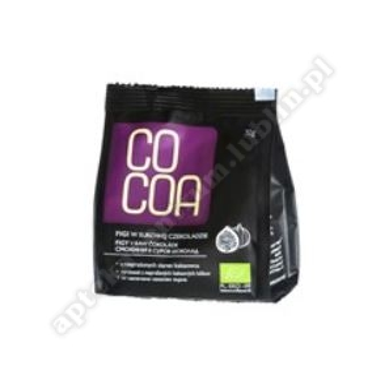 Figi w surowej czekoladzie BIO 70g COCOA