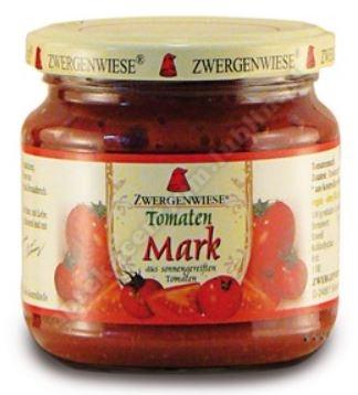 Koncentrat pomidorowy 22% bezglutenowy BIO 200g ZWERGENWIESE