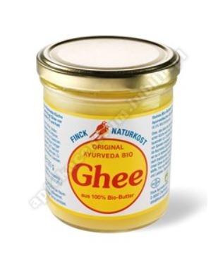 Masło klarowane GHEE BIO 220g FINCK AYURVEDA