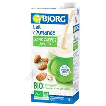 Napój migdałowy bez cukru z wapniem BIO 1L BJORG