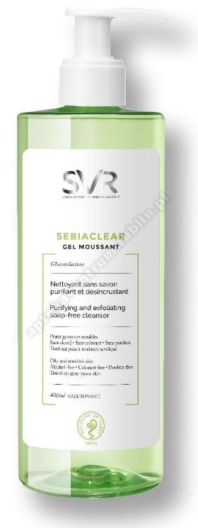 SVR SEBIACLEAR Zel d/mycia 400 ml