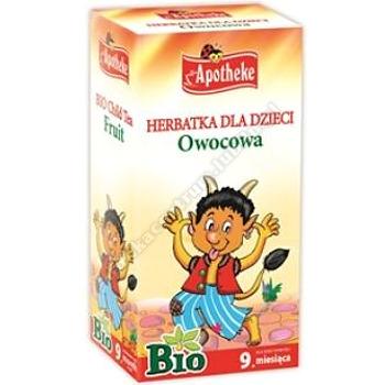 Herbatka dla dzieci- owocowa BIO 20x 2 g APOTHEKE