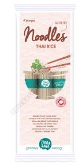 Makaron (ryżowy z ryżu tajskiego) bezglutenowy BIO 250g TERRASANA