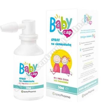 BABYCAP SPRAY na ciemieniuchę 30 ml