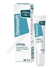 Demoxoft Lipożel żel 15 ml