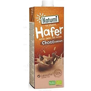 Napój owsiano- czekoladowy z wapniem z alg morskich BIO 1L NATUMI
