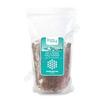 Sól czarna kala namak drobno mielona 1kg SKARBY OCEANU