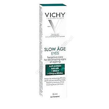 VICHY SLOW AGE Krem p/oczy 15 ml-d.w.2020.10.31-2 op