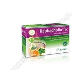 Raphacholin fix herbatka ziołowa 20sasz.