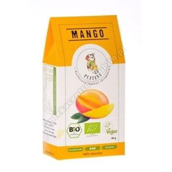 Mango suszone BIO 40g PUFFINS