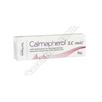CALMAPHEROL S.C Maść niesterydowa do skóry