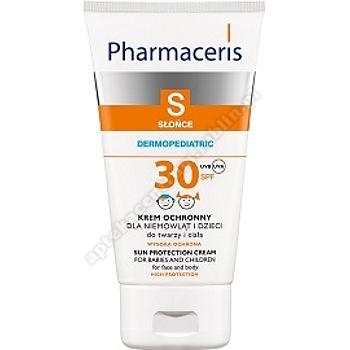 PHARMACERIS S Krem ochronny SPF30 dla dzieci 180 g