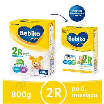 Bebiko 2R Mleko powyżej 6 m-ca prosz. 800 g