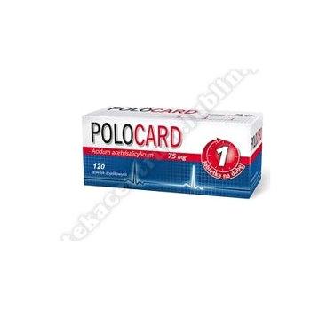 Polocard tabl.dojelit. 0,075 g 120 tabl.