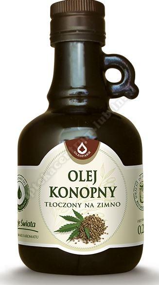 OLEOFARM Olej konopny 0,25l