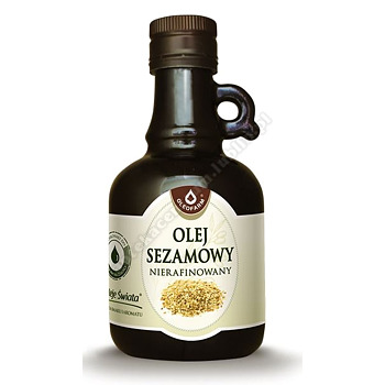 OLEOFARM Olej sezamowy 0,25l