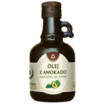 OLEOFARM Olej z awokado 0,25l