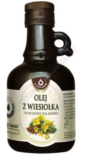 OLEOFARM Olej z wiesiołka 0,25l