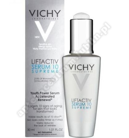 VICHY LIFTACTIV SUPREME Serum 10 serum 30ml