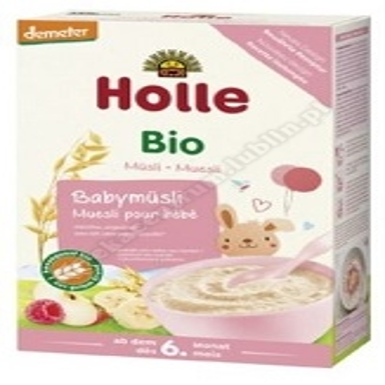 Holle Kaszka zbożowo- owocowa od 6mc BIO 250g HOLLE