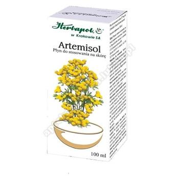 Artemisol płyn na skórę 0,873g/ml 100ml