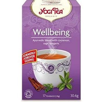 Herbatka na dobre samopoczucie BIO (17x 1,8g) YOGI TEA