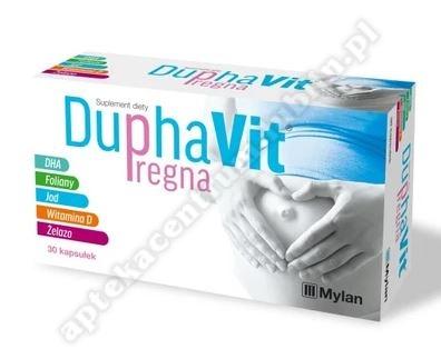 Duphavit Pregna kaps. 30 kaps.