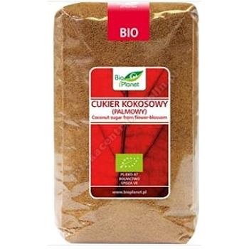 Cukier kokosowy palmowy BIO 1kg BIO PLANET