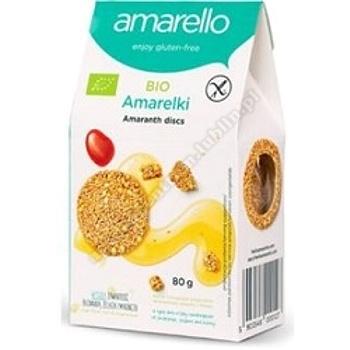 Amarelki bezglutenowe BIO 72g AMARELLO