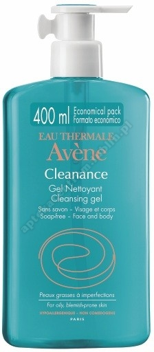 AVENE Cleanance żel 400ml