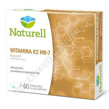 NATURELL Witamina K2 MK-7 tabl.dossania 60