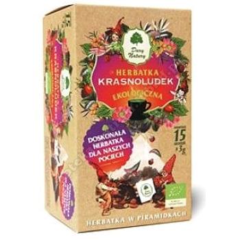 Herbatka dla dzieci krasnoludek piramidki BIO (15x 3g) DARY NATURY