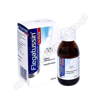 Flegatussin neoForte syrop 8mg/5ml 1but.a1