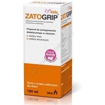 Zatogrip Kids syrop 120 ml