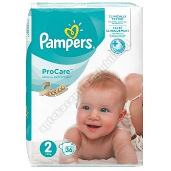 Pampers Pro Care 2 (36 szt) pielucha 36szt