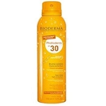 BIODERMA PHOTODERM BRUME SOLAIRE SPF 30 aerosol mgiełka ochronna 150ml