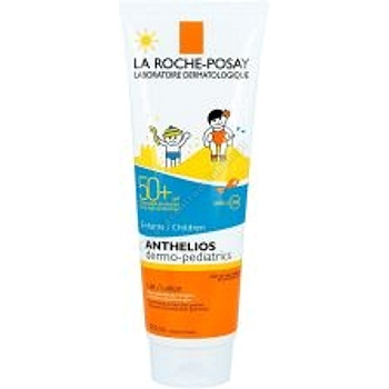 LA ROCHE POSAY ANTHELIOS Mleczko Derm Pediatric 250ml data waż.31.10.2021r
