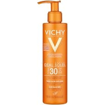 VICHY IDEAL SOLEIL Mleczko Anti-Sand SPF30+ 200ml