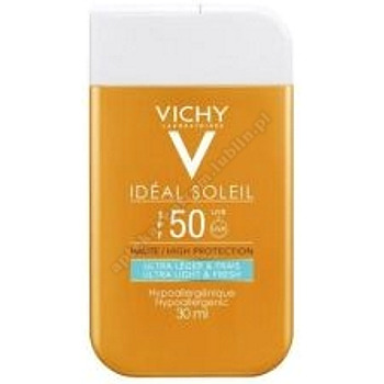 VICHY IDEAL SOLEIL Krem  Pocket Size 30ml SPF50+