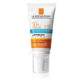 LA ROCHE POSAY ANTHELIOS ULTRA Krem  SPF50+ 50 ml Bezzapachowy krem do skóry twarzy oraz okolic ocz