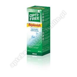 Opti-Free Replenish Płyn dezynfekcyjny300m